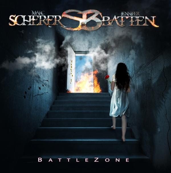 "Scherer/Batten ""Battlezone"" (signed by JB)"
