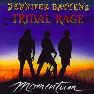 "Jennifer Batten's Tribal Rage ""Momentum"""