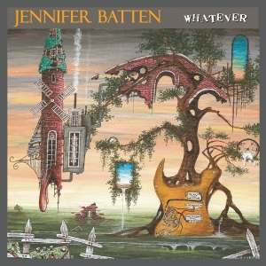 "Jennifer Batten ""CD/DVD: Whatever"""