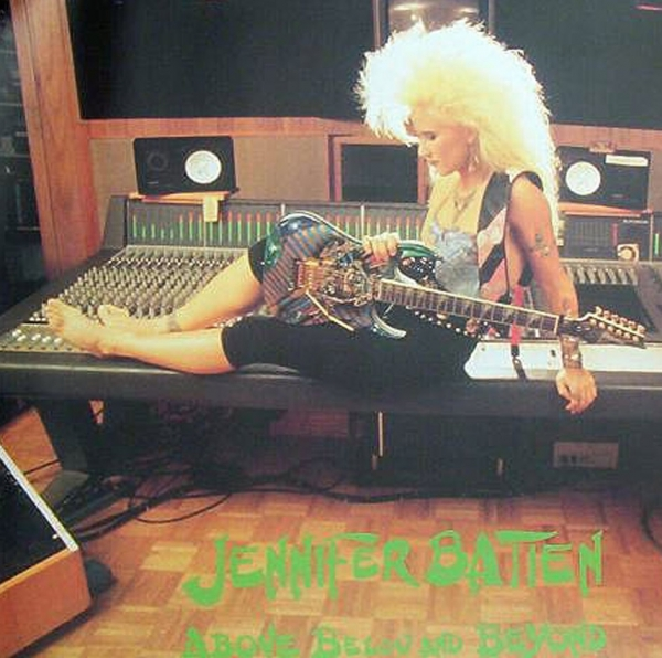Studio Console Big Hair Poster