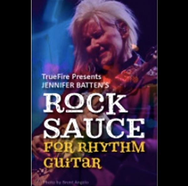 Rock Sauce for Rhythm Guitar (Instant Download)