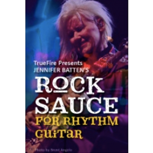 Rock Sauce for Rhythm Guitar (Disc + Downloads)